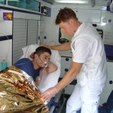 stage ambulancier